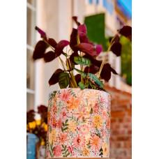 Flower Pattern Pot - SK-21SKDTC001