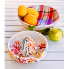 Flower Pattern Lemon Squezzer - SR-19SRRNK010