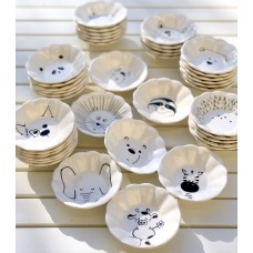 Animal Series Tea Coaster Set -CT-19CTHYV019