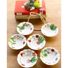Cactus Series Tea Coaster Set - CT-19CTTRP018