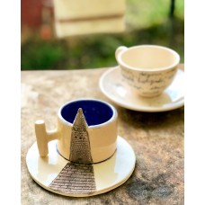 Galata Tower Tea Cup - FN-19FNRNK063