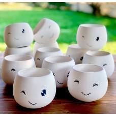 Funny Pattern Pot - SK-19SKRNK015