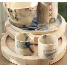 Paper Clay Sip Cup - SR-20SRRNK035