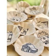 House Series Tea Coaster Set - 020221-11